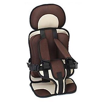 Asiento para bebé durante 6 meses a 12 años portátil espesar suave alfombra de sillas transpirables