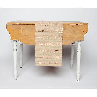 "Spura Home indiai kézzel készített Eclair Decor Table Runner 13""x72"""