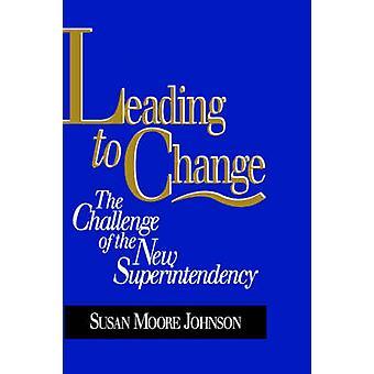 Johtaa muutokseen - Susanin uuden superintendencyn haaste