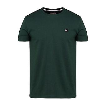 Weekend Offender Sipe Sipe T-Shirt - Deep Forest