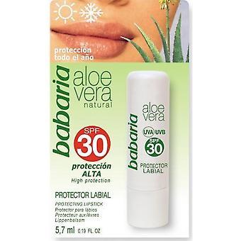 Babaria Aloe lipstick Solar SPF-30