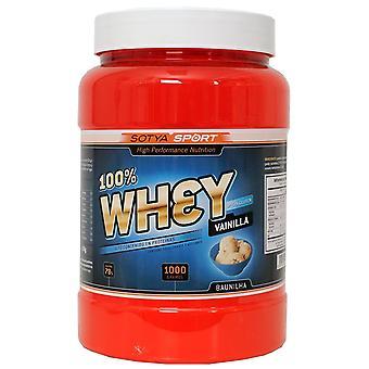 Sotya 100% Whey Vanilla 1000 mg