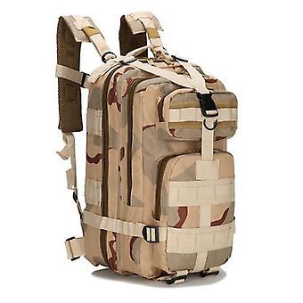 Tactical Backpack Combat Army Outdoor Sports Bag, Rucksack Women, Men Camping,