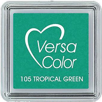 Versacolor Pigment Ink Pad Small - Verde Tropical