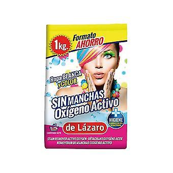 Stain Remover De L zaro Contiene oxígeno activo (1000 ml)