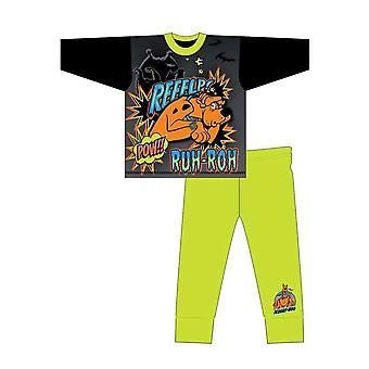 Kinderen's Scooby Doo Karakter Pyjama Set