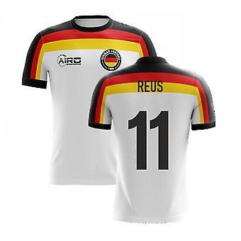 2020-2021 Németország Home Concept Futball mez (Reus 11) - Gyerekek