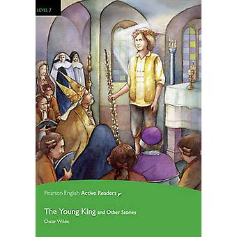 Level 3 The Young King and Other Stories Book and MultiROM with MP3 Pack par Oscar Wilde
