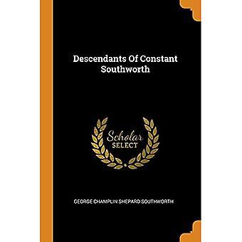 Descendentes de Constant Southworth