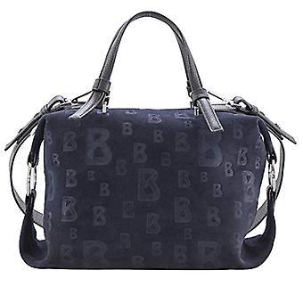 Bogner Lofer Sofie Handbag Shz - Bag with handles, Blue (Darkblue),12.5x21x27 cm (B x H x T)