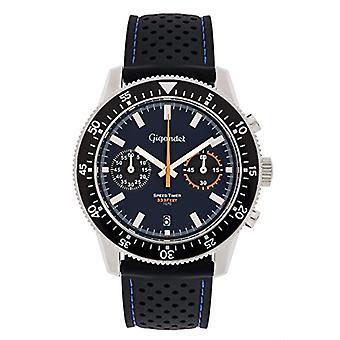 Gigandet Speed Timer Men's Watch Analog Chronograph Quartz Blue G7-002