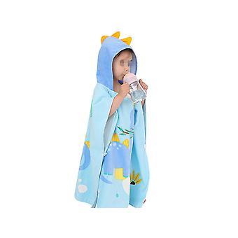 YANGFAN Enfants Serviettes de bain Coton Capuche