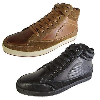 Steve Madden Mens Peyson Hög Topp Sneaker Skor