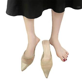 Mueller Shoes With Stiletto Heels And High Heels