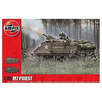 Airfix M7 Priest -mallisarja