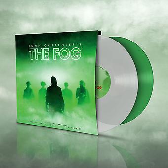 John Carpenter - The Fog Limited Edition White & Green Vinyl