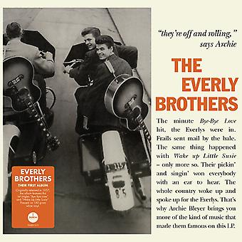 The Everly Brothers - The Everly Brothers White Vinyl