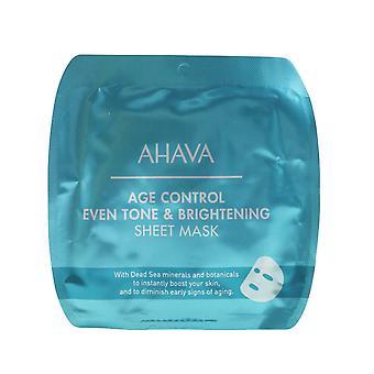 Age control even tone & brightening sheet mask 263935 1sheet