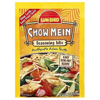 Sunbird Mix Ssnng Chow Mein, Boîtier de 24 X 1 Oz