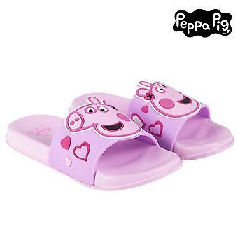 Flip Flops för barn Peppa Pig Rosa