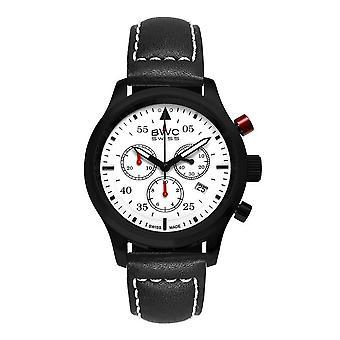 BWC Swiss - Wristwatch - Men - Quartz - 20017.54.46