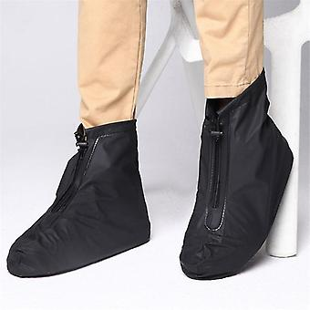 Men Women Shoe Covers For Rain, Flats Ankle Boots Cover