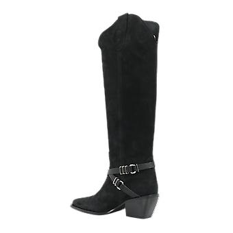 Nubikk Alex Gaucho Black 2103590110N shoe