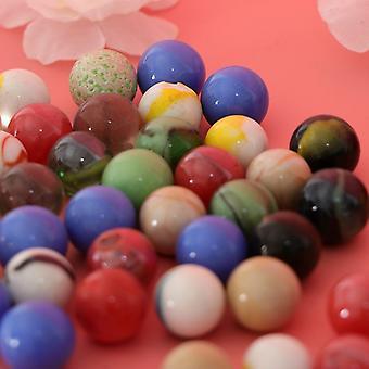 Glass Marbles Juego de carreras de mármol para niños