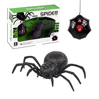 Halloween-kaukosäädin, Vitsipelit, Stressin lievittäjä lelu (hämähäkki)