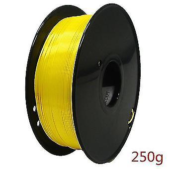 3Dプリンタアクセサリー1.75mm 3Dプリンタフィラメントプラシルクテクスチャ0.25Kg 250gシャインシルキー3Dペン印刷フィラメント豊富