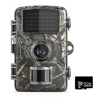 Trail cameras 12mp 1080p trail hunting camera wildcamera wild surveillance 2''tft night vision wildlife