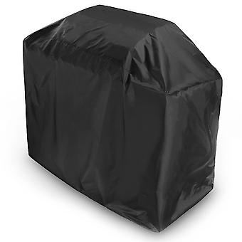 Silktaa Dust Cover Taffeta Outdoor Barbecue Grill Dust Cover