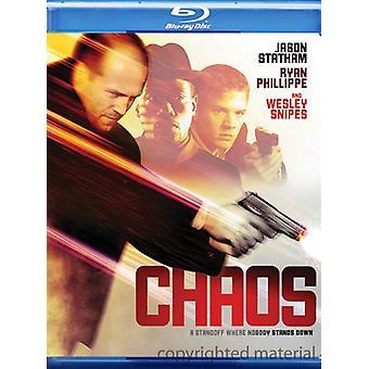 Chaos [BLU-RAY] USA import