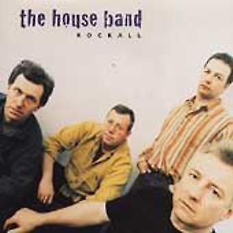 House Band - Rockall [CD] USA import