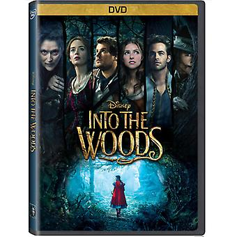 Into the Woods - Into the Woods [DVD] USA import