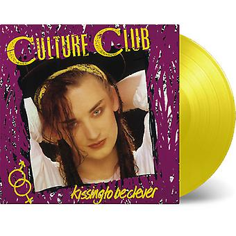 Culture Club - Kissing to Be Clever [Vinyl] USA import