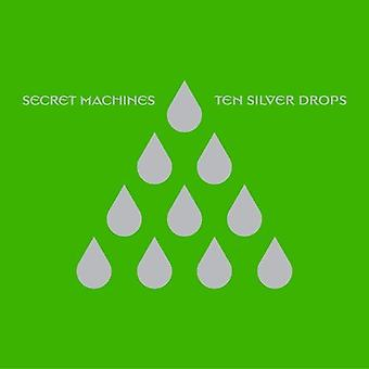 Secret Machines - Ten Silver Drops [CD] USA import