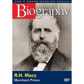 R.H. Macy [DVD] USA import
