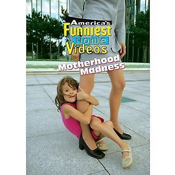 USA: s roligaste hemvideor: moderskap Madness [DVD] USA import