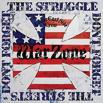 Warzone - Don't Forget the Struggle Don't Forget the Streets [Vinyl] USA import