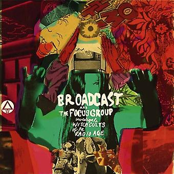 Broadcast & the Focus Group - Broadcast & the Focus Group Investigate [CD] USA import
