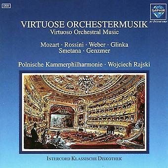 Virtuoso Orchestral Music - Virtuoso Orchestral Music [CD] USA import