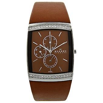 Chronograph Skagen dames Watch 656LSLD