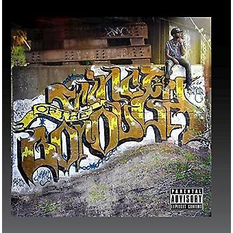 Jimmy B - Prince de ' arrondissement: Ch. 1 - importation USA Brickz [CD]