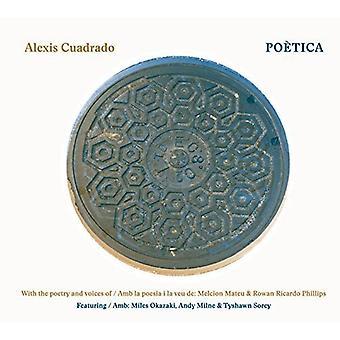Alexis Cuadrado - Poetica [CD] USA import