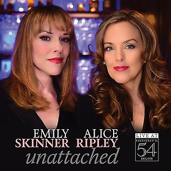 Skinner, Emily / Ripley, Alice - Unattached - Live at Feinstein's/54 Below [CD] USA import