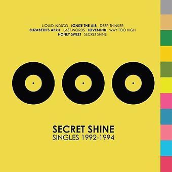Secret Shine - Singles 1992-1994 [CD] USA import