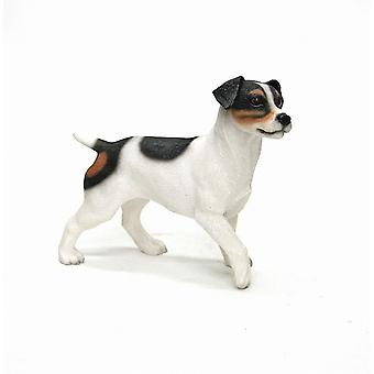 Jack Russell Dog Figurine