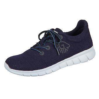 Giesswein Merino Runner Men Dunkelblau 3 D Merinostretch 49301548 universal  men shoes