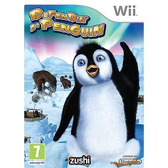 Defendin de Penguin (Wii)-fabriken förseglad